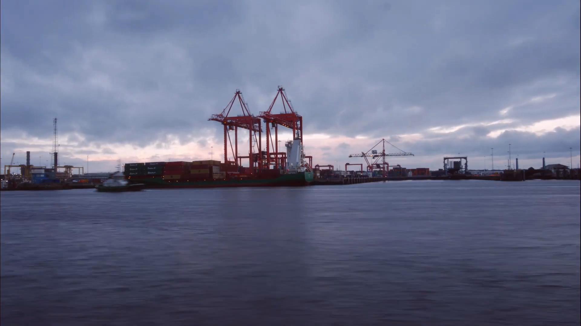 Logistik transport verschiffen gebühren von china nach usa