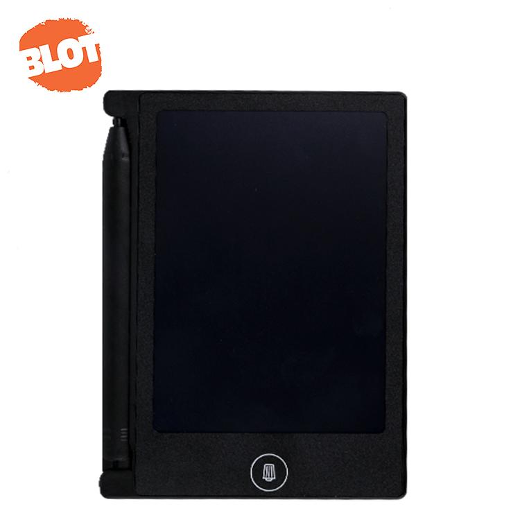 BLOT H4.4 Convenient Mini Digital Notepad Memo Pad,e-Writing Board,Lcd Writing Tablet