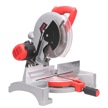 ZHIBiao Power Tools 255MM Electric Cut Off Saw Metal Cutting Machine Cut Off Saw Chop Saw Wood