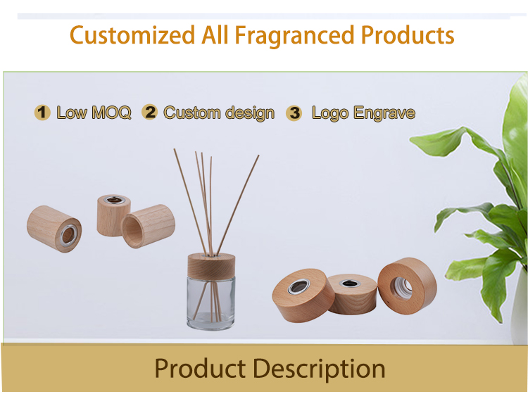 2019 Popular Wooden Lid For Candle Jar Design