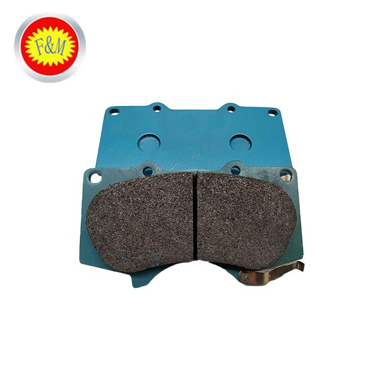 Automotive Aftermarket Brake Parts For Hilux OEM 04465-60320 Front Brake Pads