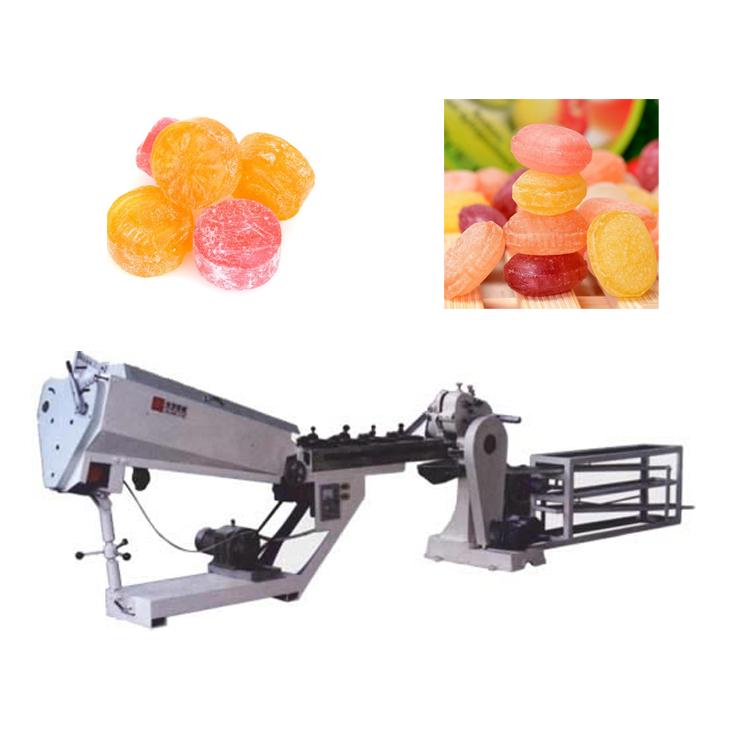 Elétrico pequeno gelo duro máquina de fazer doces