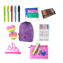 Terug Naar School Essentials Schoolbenodigdheden Fancy <span class=keywords><strong>Custom</strong></span> Kids <span class=keywords><strong>Briefpapier</strong></span> Items