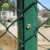 football playground mesh/chain link mesh fence/galvanized 9 gauge 12ftfence