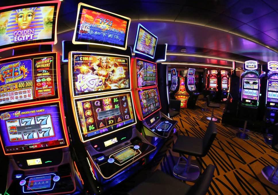 casino thrills Slot
