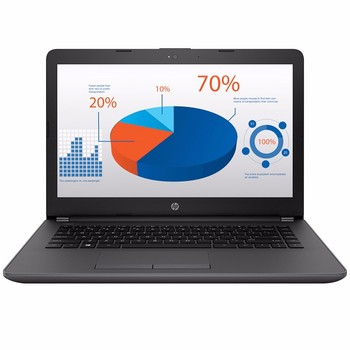 Brand new original HP 240 G6 for 14-inch thin and light office notebook computer laptop notebook price i7-7500U / 4G / 500g / 2G