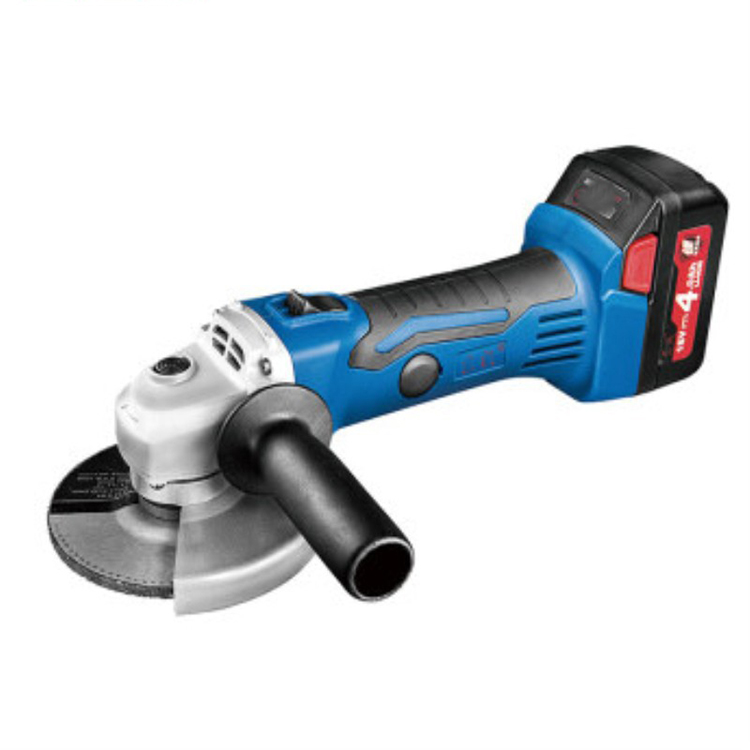 ANSITOOL 20V 4.0Ah  Angle Grinder M10 100mm Cordless Brushless with Side handle for 3 positions