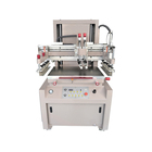 Semi-automatic Screen Printing Machine for thin film,paper,glass,bags and flat product