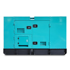 Soundproof high quality 30kva 16kw with Perkins engine 1103A-33G silent diesel generator