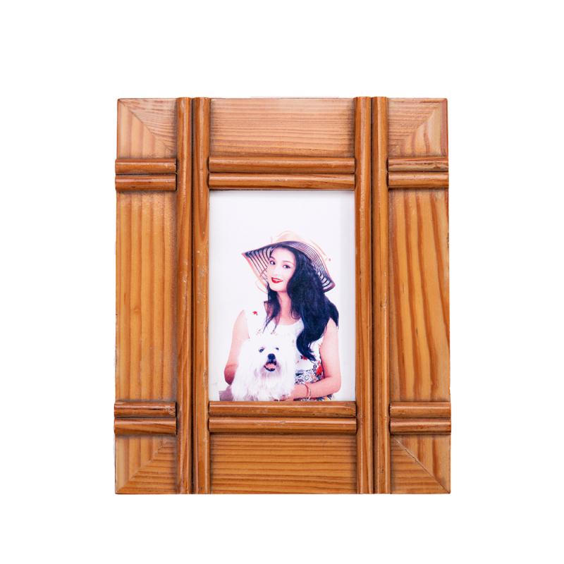 होटल फोटो फ्रेम, लकड़ी के फोटो फ्रेम के लिए कमरे में रहने वाले