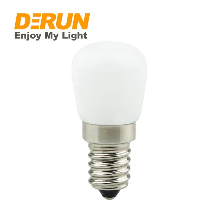 Factory Price 1.5W 1.7W 2W 3W 3.5W 110V 127V 220V 230V 240V ST23 ST26 E14 LED Refrigerator Lamps , LED-MINI-E14