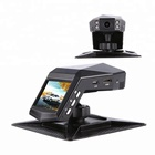 amazon best seller 1296p Full HD 1080P Free installation Auto Digital mini car video dvr Driving recorder gps dual dash cam