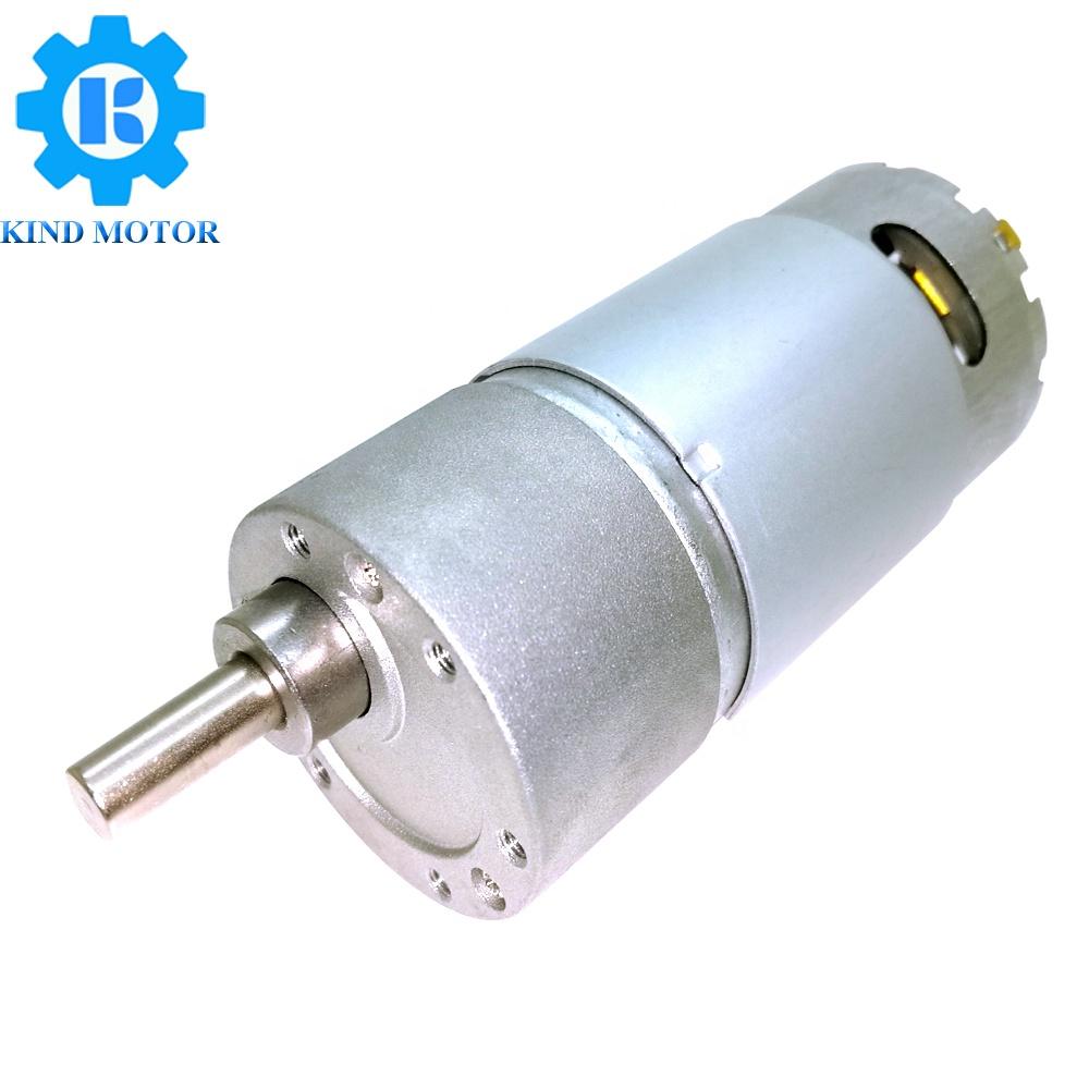 Durchmesser 25mm 12V DC 180RPM Leistungsstarke Hohes Drehmoment Getriebe Motor s