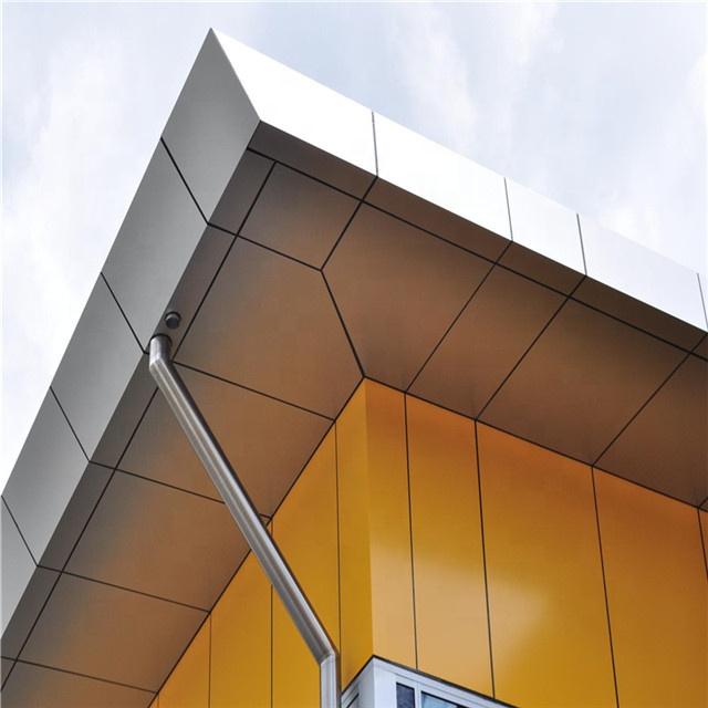 China Dibond 3/4/5mm PVDF Printing/Construction/building