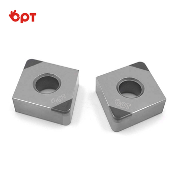 Long life CBN insert mini tip PCBN cnc insert for super hard material