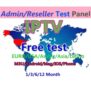Usa Canada Fhd Uhd Sd Hd 4k Bulgaria Denmark German Greece Iptv Account  Panel 12 Months Free Test Iptv M3u With 6000+ Channels - Buy Iptv  Denmark,Iptv