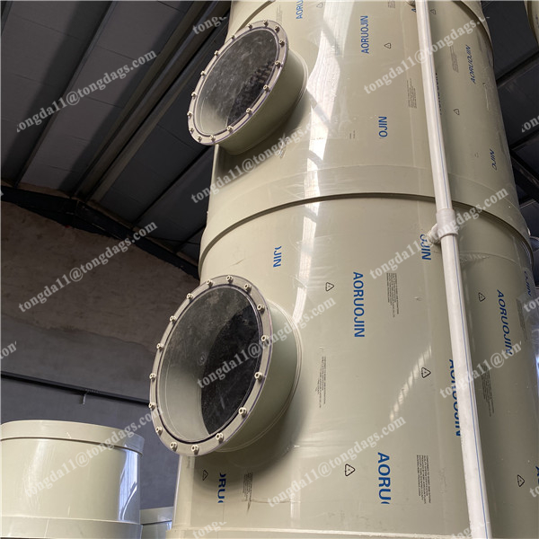 Tongda Kitchen Waste Gas Treatment System Industrial Exhaust Gas Treatment System