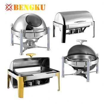 Hot Sell Cheap Sale Chafing Dishes For The Fastfood Restaurant Cooking Kitchen Equipment