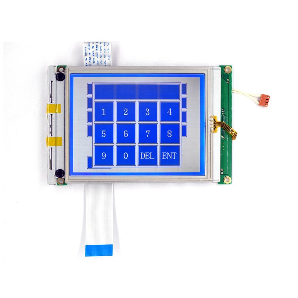 TCC LCD 5.7 inch 320x240 graphic lcd display screen RA8835 monochrome 320*240 stn lcd module