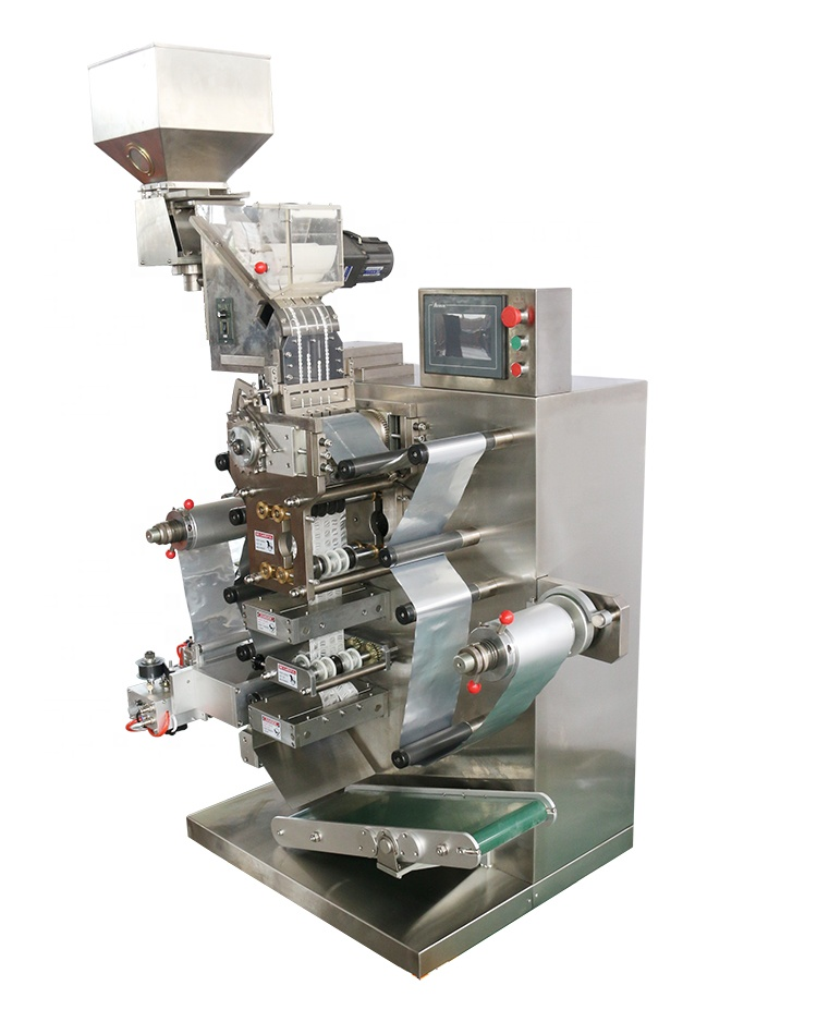 DL-150 Pharmaceutical <strong>Double</strong> Soft Aluminum Foil Packing <strong>Machine</strong>