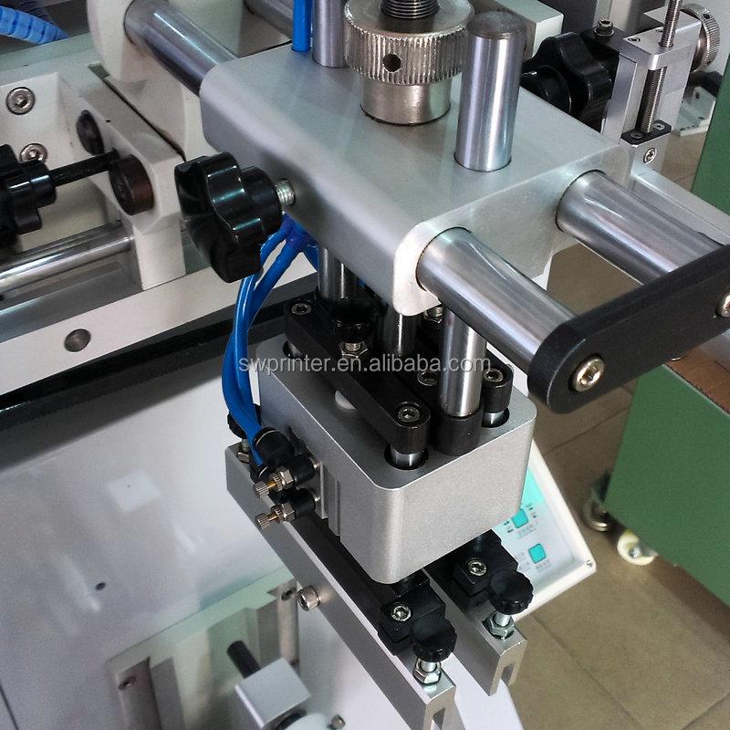 Syringe screen printing machine injector printer
