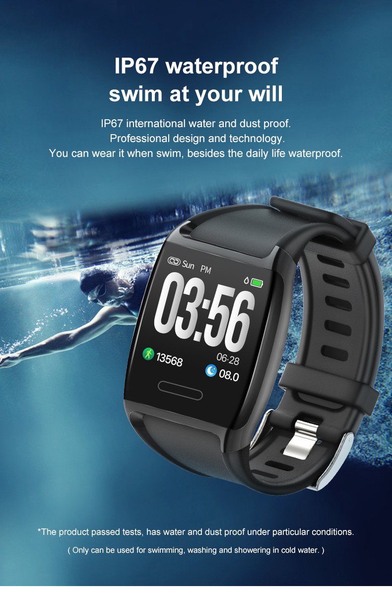 2020 Hot selling Multifunction Sport call reminder mobile watch phones V2 smart bracelet with heart rate monitor
