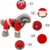 in stock pet dog apparel clothes for christmas
