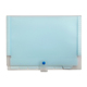 New design bright color plastic clip a4 clear hard plastic folder portfolio