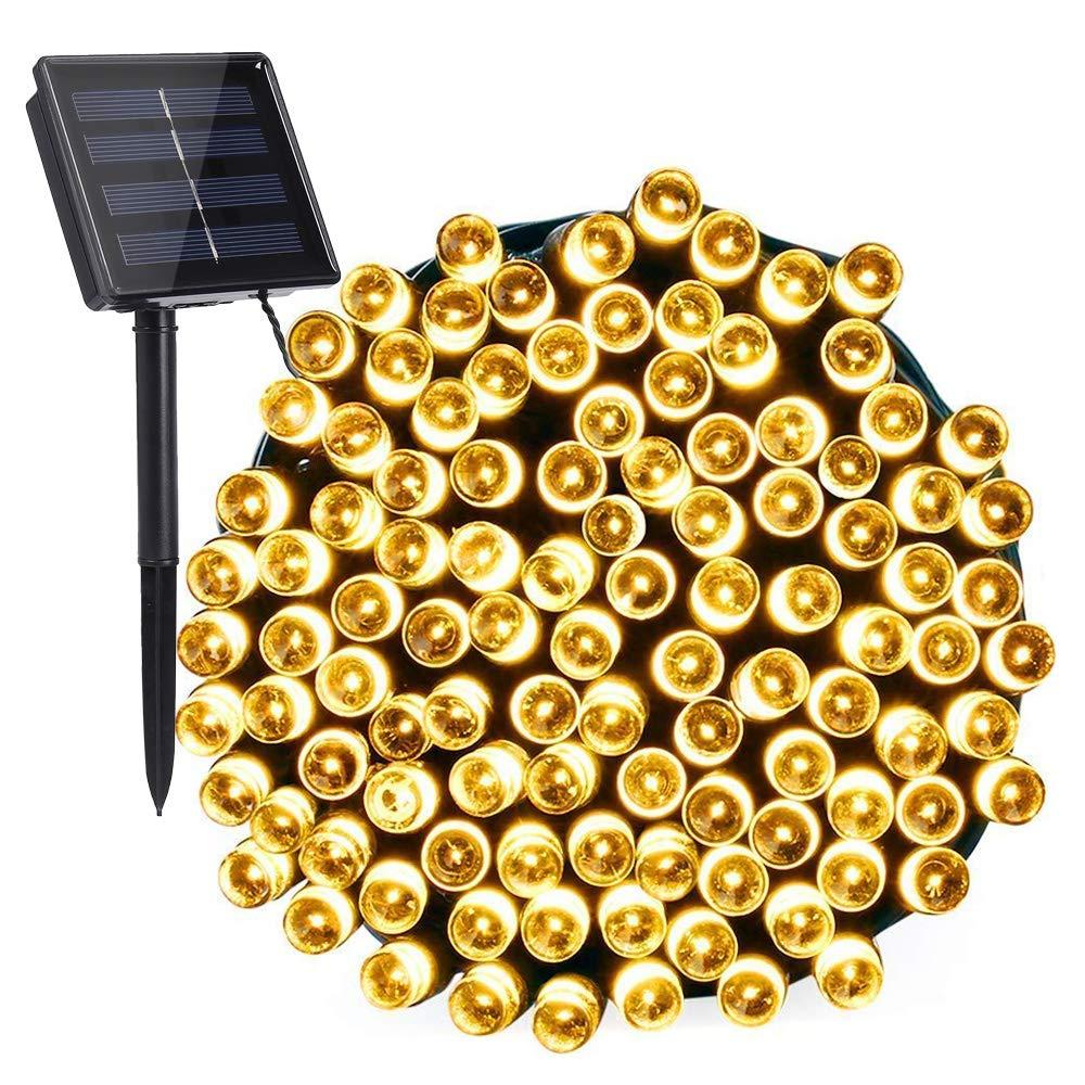 Cixi Landsign из солнечного света строки серии 6,25 м 30 светодиодов на открытом воздухе Рождество лазерный свет для праздника/дома/сад/украшения для вечеринок