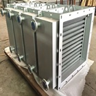 High performance air cooled heat exchanger for power industry