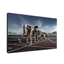 46 Inch Outdoor Led Video Display Lcd-scherm 2X2 Video Muur Ultra Smalle <span class=keywords><strong>Bezel</strong></span>