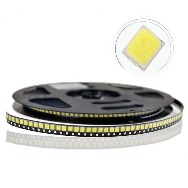 High quality smd led chip 2835 0.5w 9V@60mA Cri>80 70-75lm VF8.9-9.2-9.5