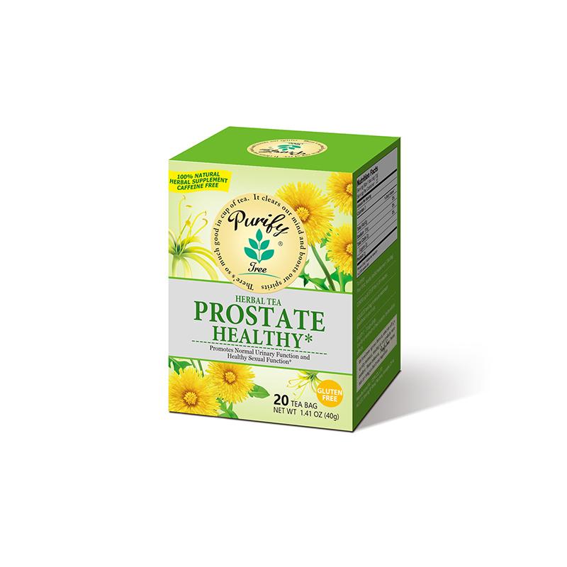Herbal Prostate Tea for Preventing Prostatitis Made In China - 4uTea | 4uTea.com