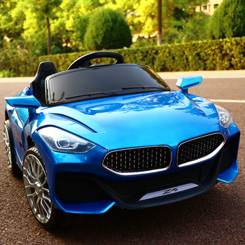 Cheap Cool New Design sport car powerful luxury ride on toys children electric car price