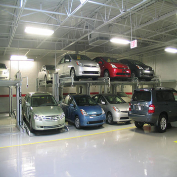 Good after sale service parking systems