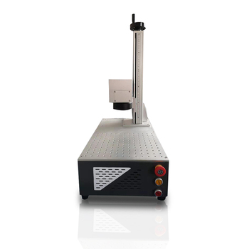 small fiber laser marking machine 20w 30w for metal plastic pen