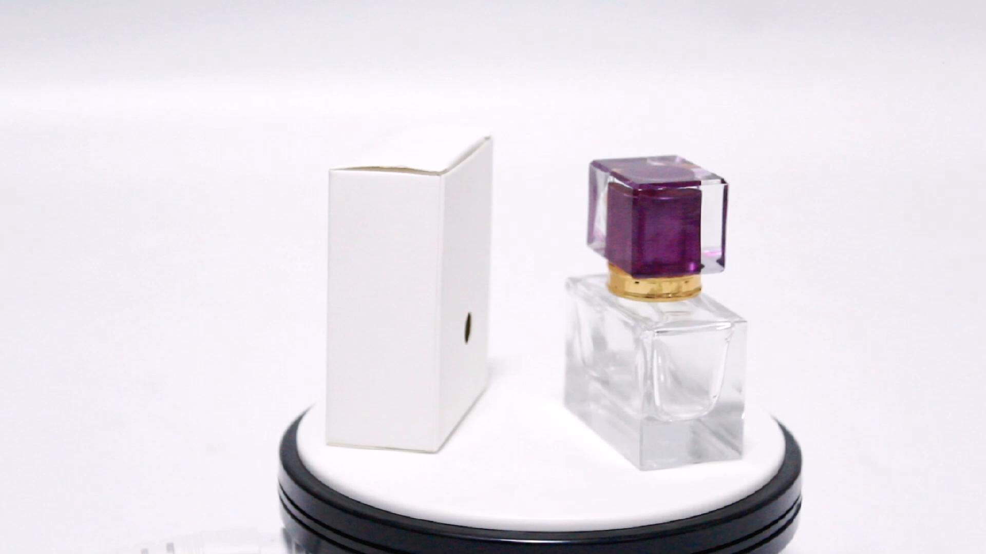 High Quality  30ml Perfume Bottle Pump Lady Portable Atomizer Bottle Travel Refillable Perfume Spray