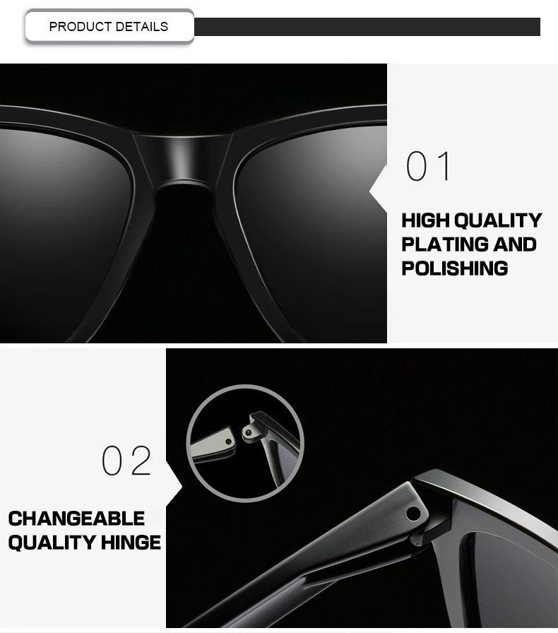 Fuqian neon sunglasses manufacturers for driving-7