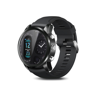 T3pro Dual Display Smart Watch Men Waterproof Heart Rate Blood Pressure Message Push Smartwatch for Android iOS wristband