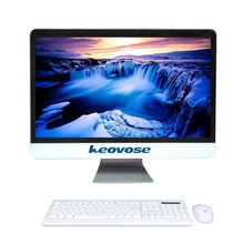 18,5 inch Touch PC intel core i3 i5 i7 LED monoblock Desktop Laptop Computer 4G + 120G alle in einem PC Touchscreen