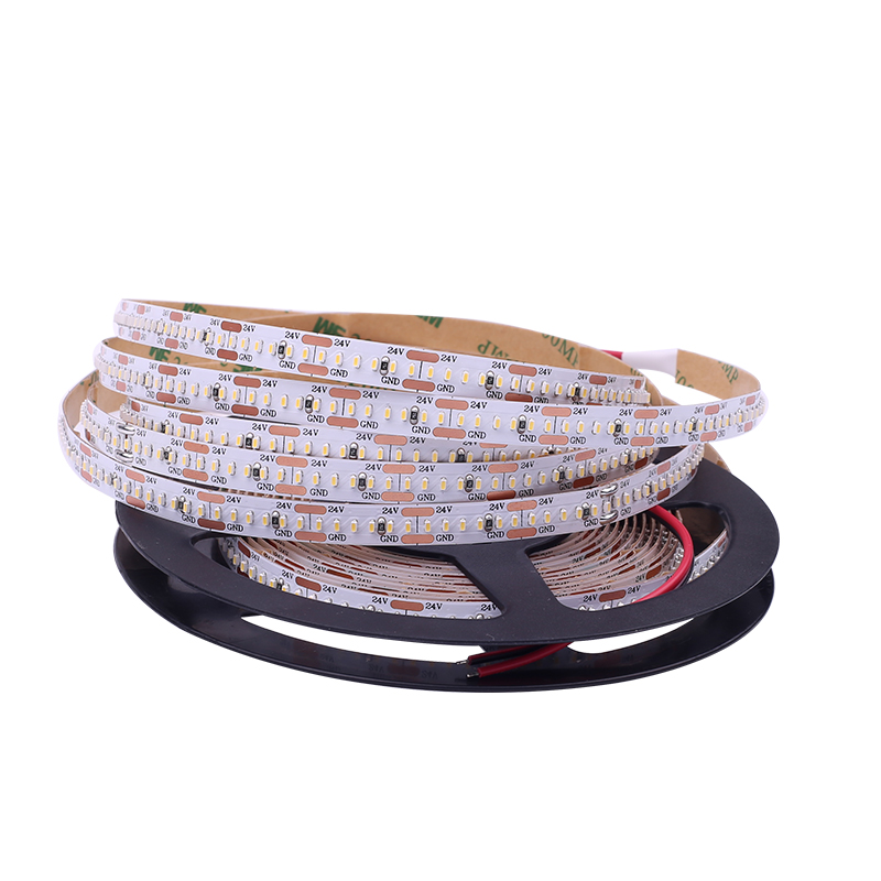 Hot Selling SMD2110 300leds/m 24V 2700 White Led Light Stripe in architectural lighting