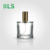 2020 Free Sample Manufacturer Wholesale Cosmetic 100ml 15/400  Crimp Spray Empty Glass Cylinder Round Clear Perfume Bottle