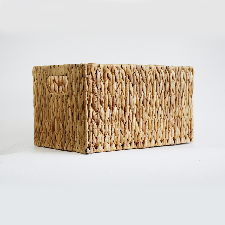 cheap natural straw woven market fruit baskets for home