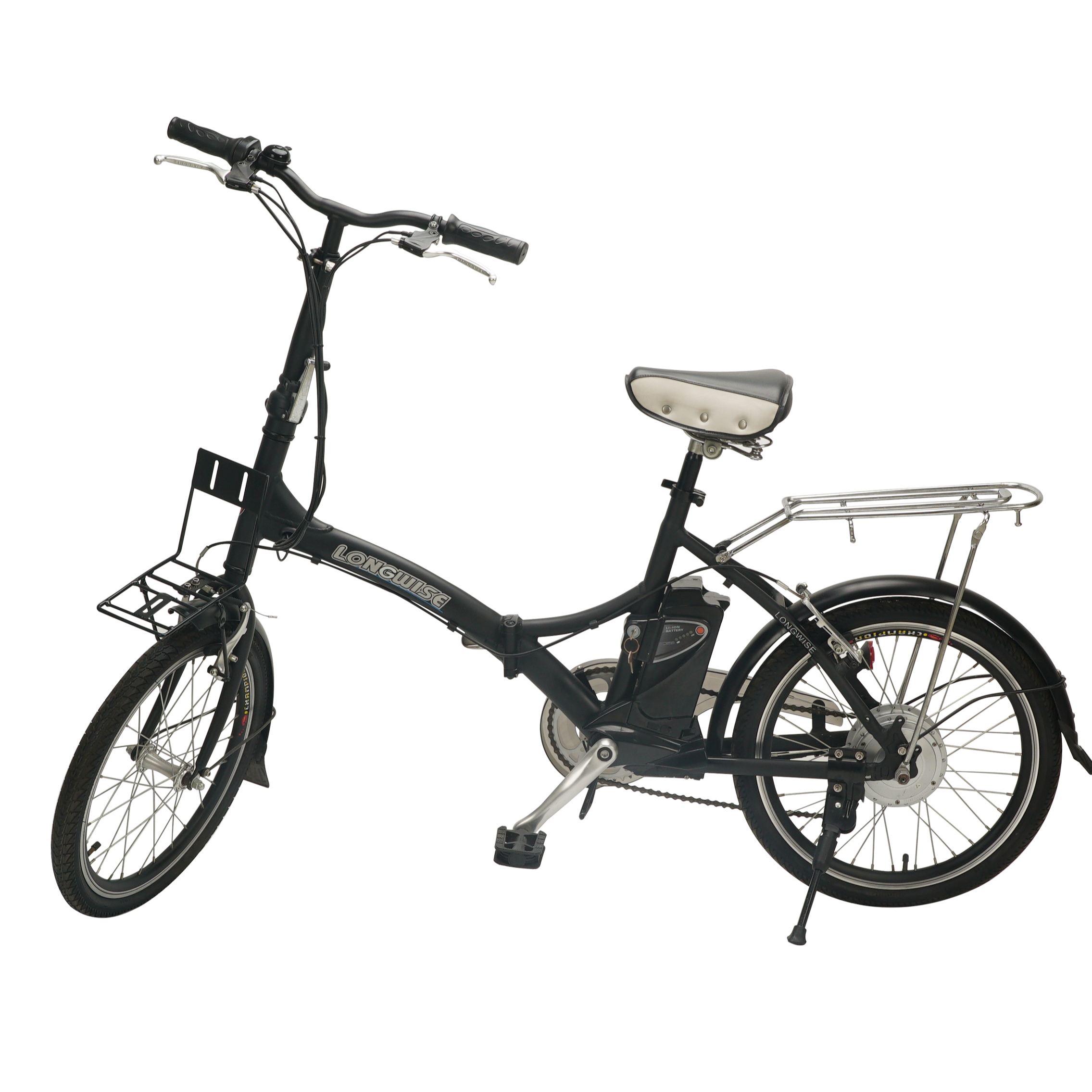Electric 24v 250w city foldable folding bike long range electric bicycle manufacturer 6AH 8AH 20inch PAS e-bike