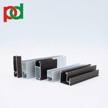 Profiles Aluminum for window and door profile to Colombia and Costa Rica