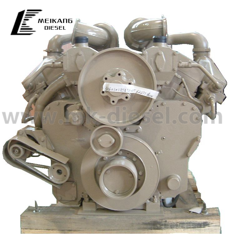 diesel engine assembly  KTA38-G5 for 800 kw cummins engine