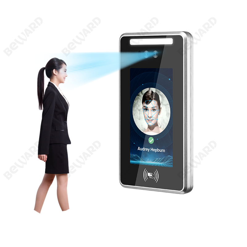 Beward attendance camera face recognition access control