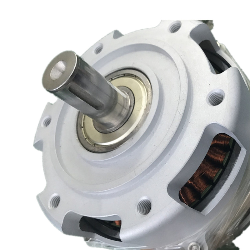 3 phase electric car motor 20kw 72v
