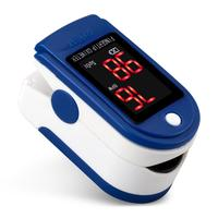 Best Finger Pulse Oximeter 2016 Digital Blood Oxygen Analyzer 2 in 1 Spo2 Heart Rate Sensor with Cheap Price Oximetro Pulsometro