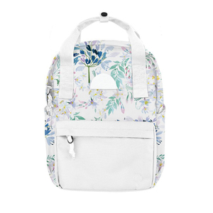 OEM printing polyester bag for teenage girls casual school bag waterproof backpack travel